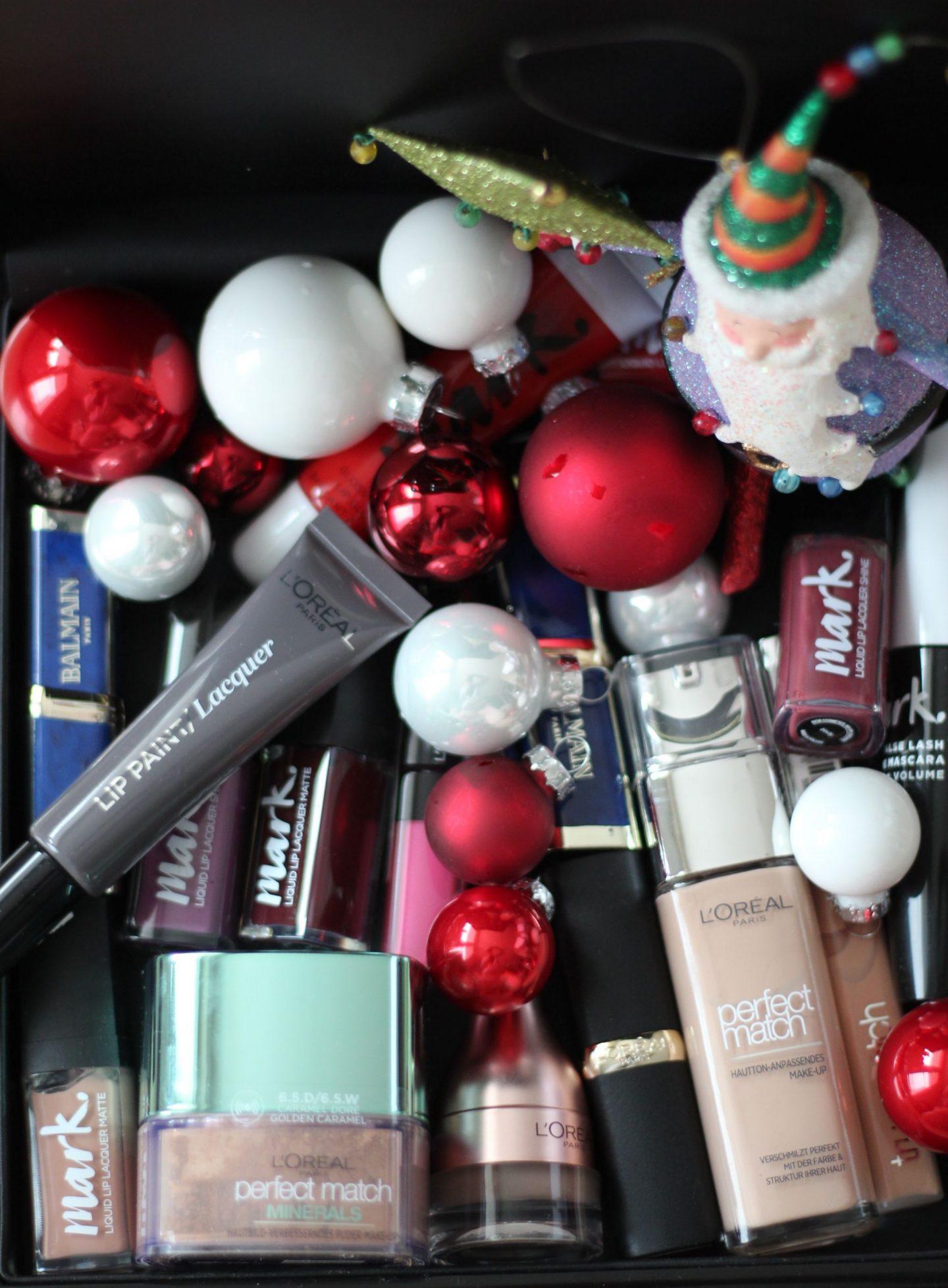 4. Adventsverlosung – Kosmetik-Box