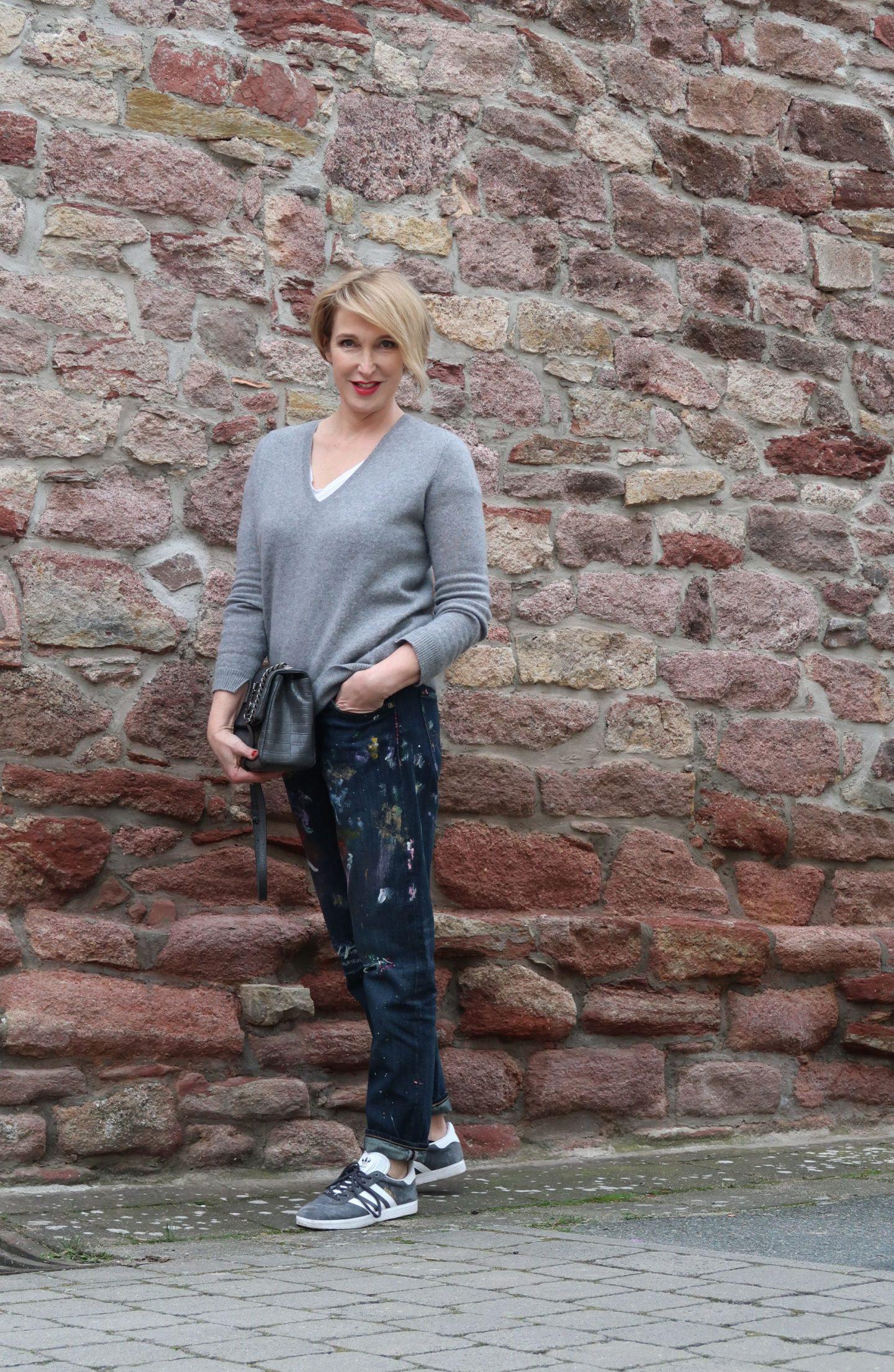 glamupyourlifestyle uebergangsjacken trenchcoat trenchjacke boyfriend-jeans ue40-mode ue40-blog
