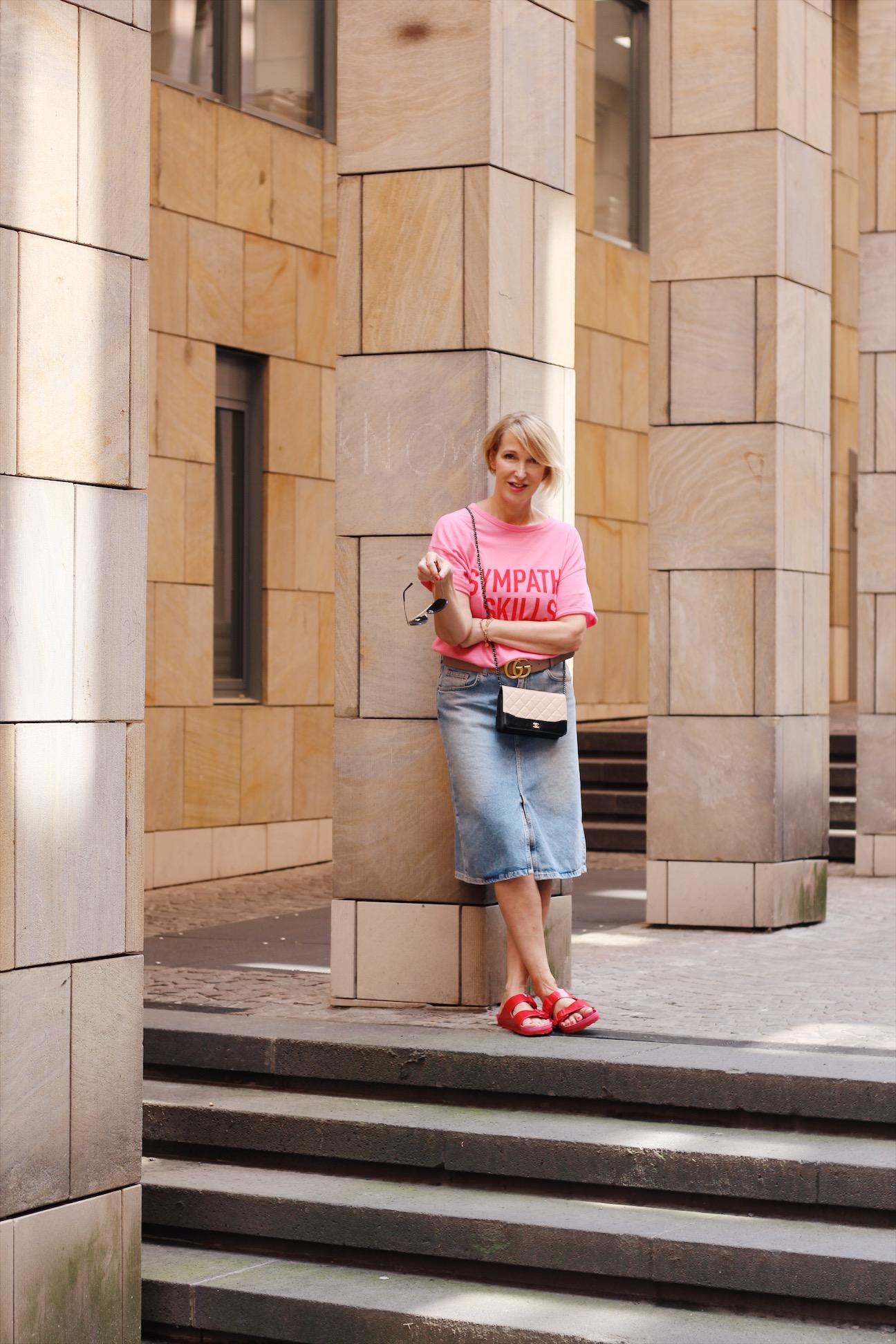 Auf Birkis die Frankfurter Altstadt erkunden