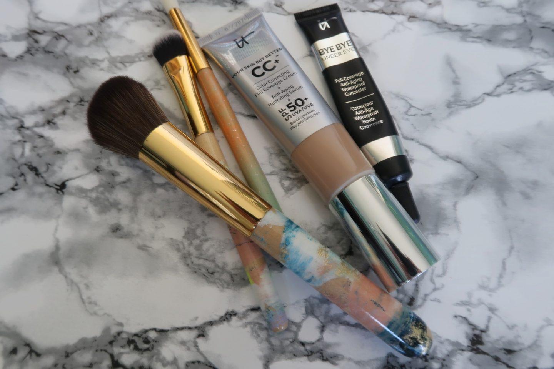 Die Make-up Routine einer Ü50 Frau