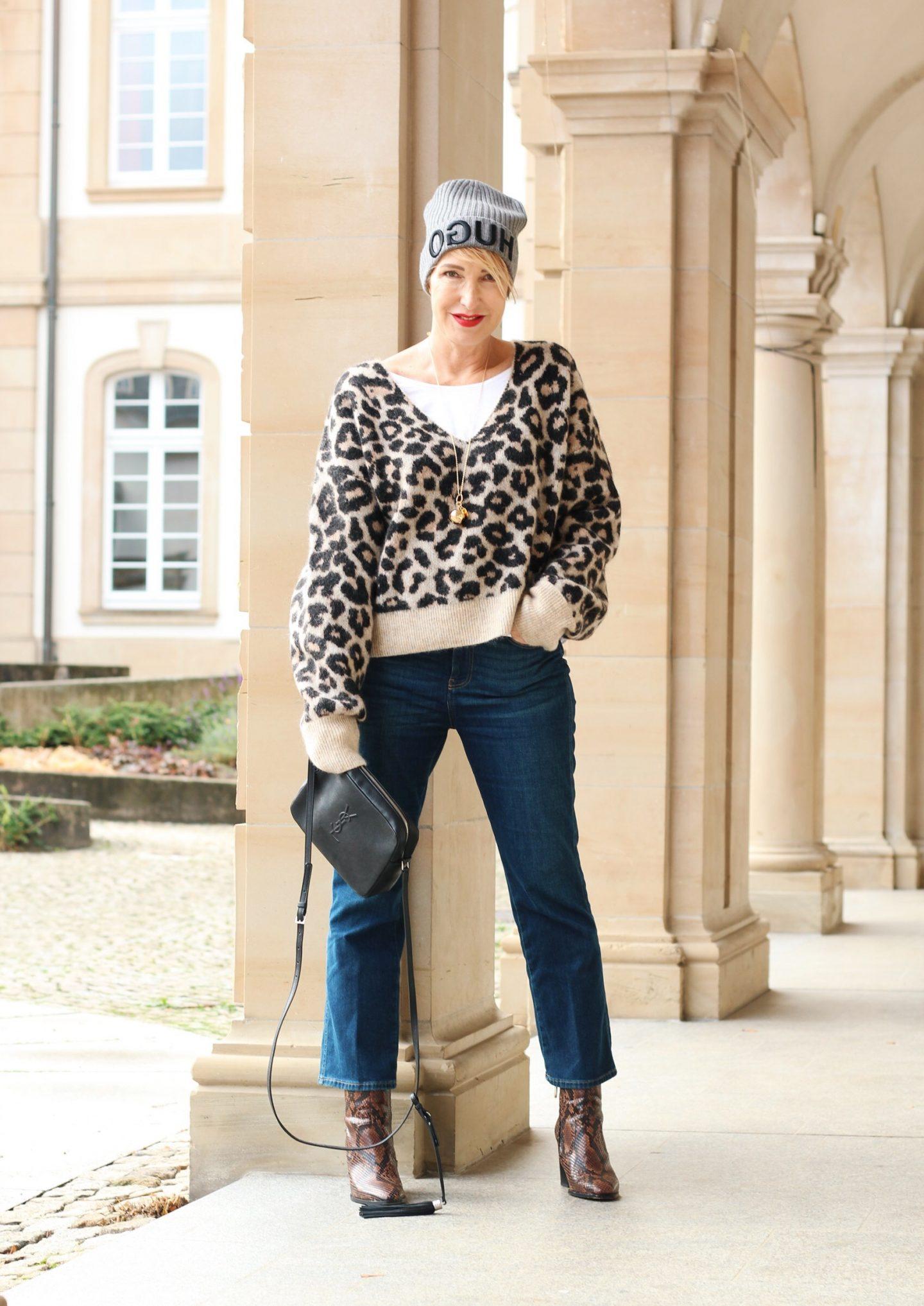 Der Leoparden-Muster Trend geht weiter