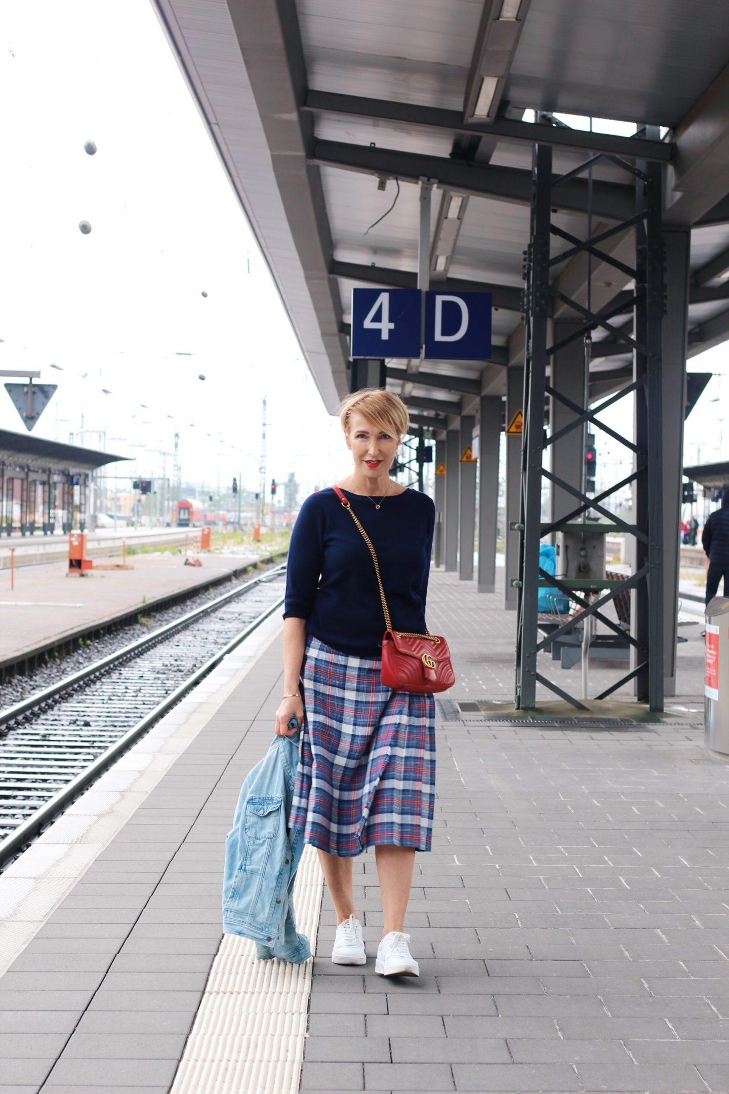 Die perfekte Jacke auf Reisen – die Jeansjacke