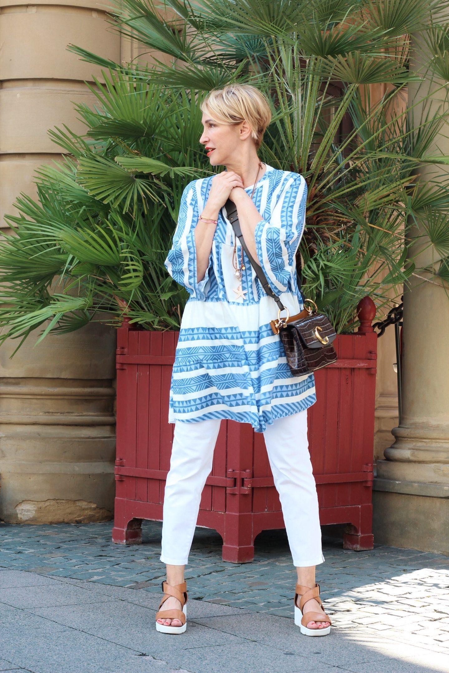 Tunika oder Kleid – das ist hier die Frage