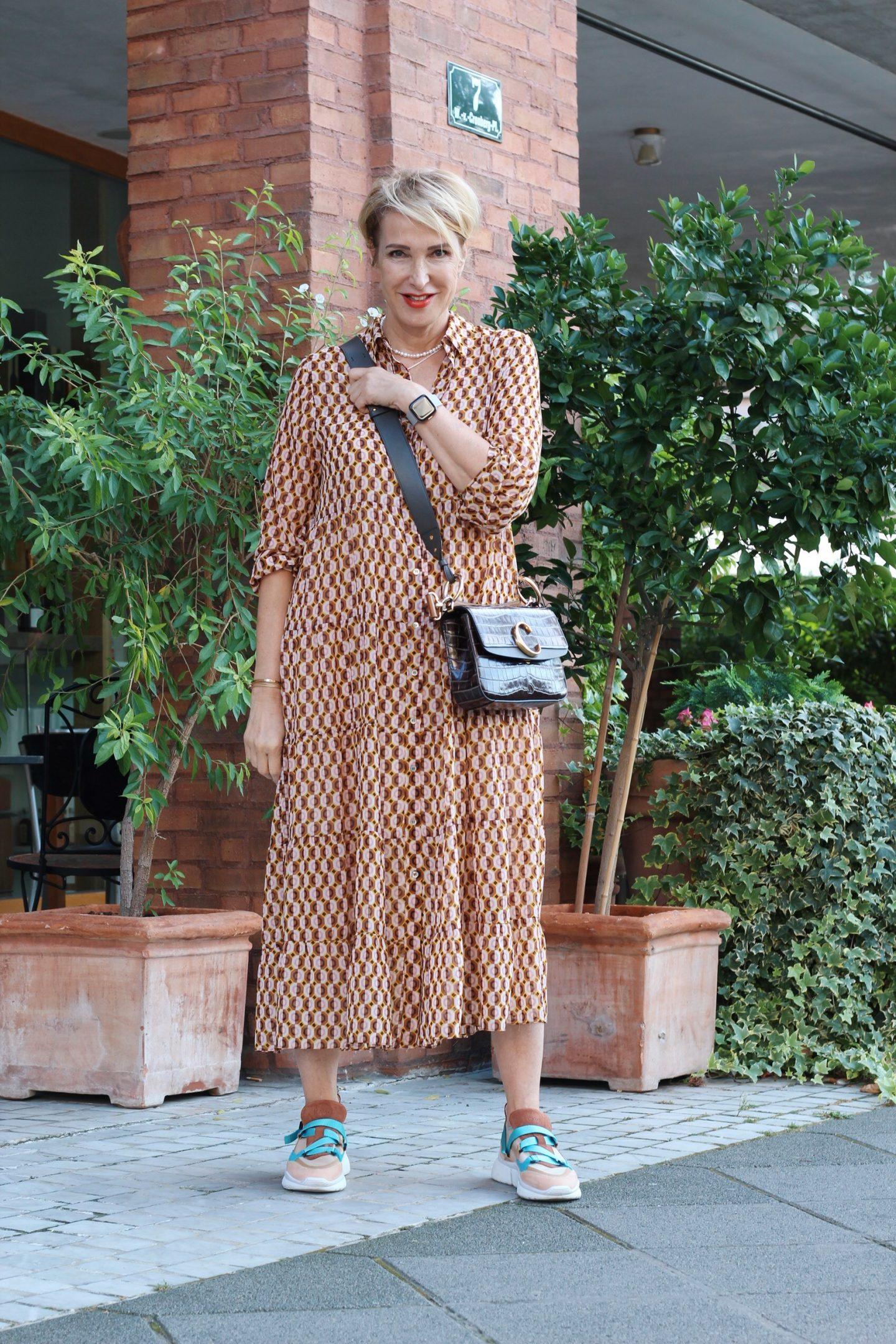Ein Zara Kleid mausert sich zum Insta-Liebling