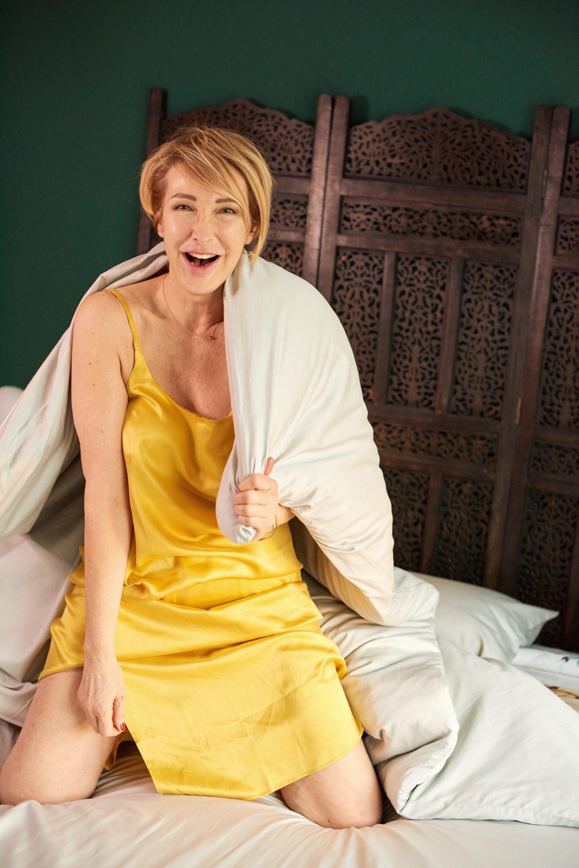 In Luxus Bettwäsche – ein Sonntag im Bett