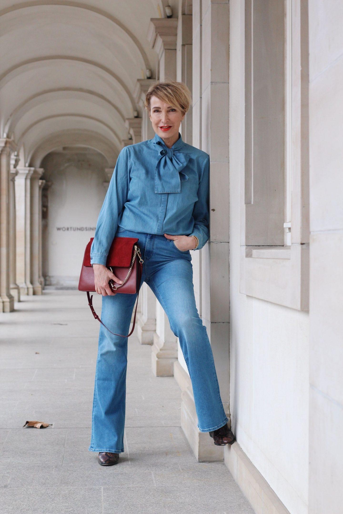 Welche Jeanshosen liegen gerade im Trend?