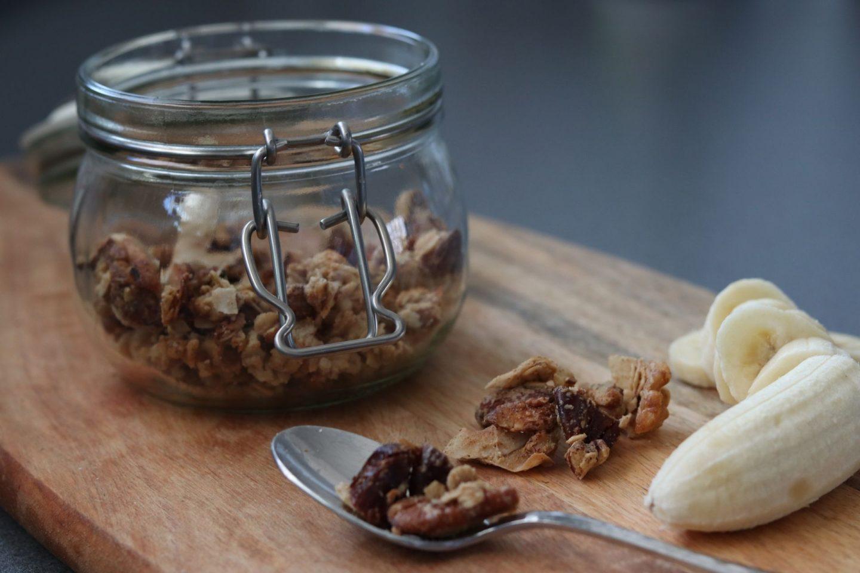 Gesundes Granola schnell selbst gemacht