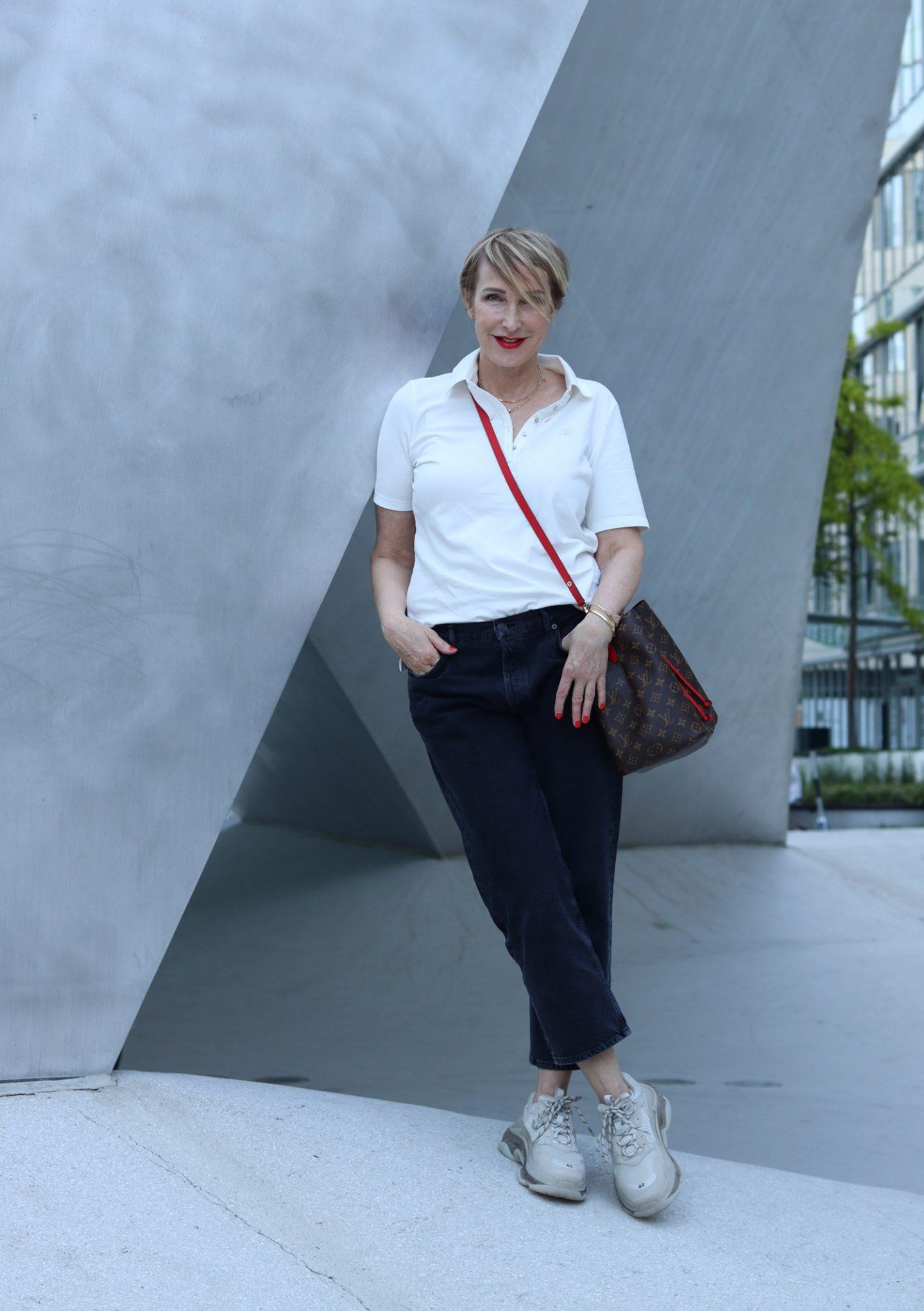 Die Fashion Week und eine Chanel Vintage Tasche